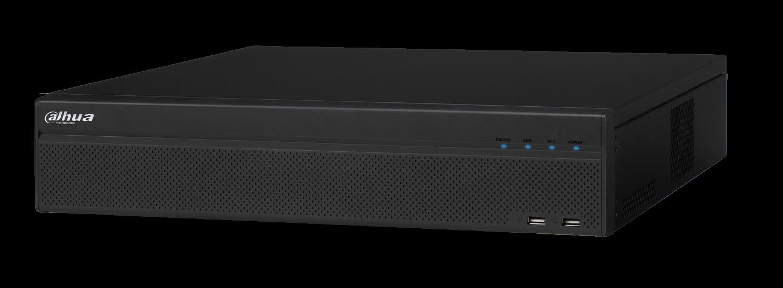 Back Up Cameras >> IPcam-shop | Dahua DH-NVR608-32 4K - 64 channel NVR + PoE