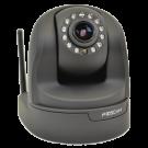 Foscam FI9826P black HD PTZ Plug&Play indoor camera + SD record