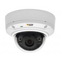 Axis M3026-VE Mini Dome 3MP Vandalproof Outdoor HDTV 1080p