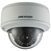 Hikvision DS-2CD2712F-I  - 1.3MP Fixed Mini Dome ( 2.8-12mm vari-focale lens)