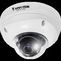 Vivotek FD8355HV 1.3MP HD 30fps Smart Focus Systeem - Low light -  Fixed Dome Netwerk Camera