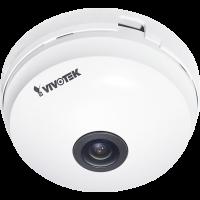Vivotek FE8180 Compacte Fisheye Network Camera (360° view)