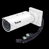 Vivotek IB836B-HT - Bullet Network Camera - 2MP - 30M IR - IP66 - Cable Management - Defog - Varifocal - Remote focus