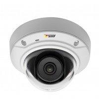 Axis M3044-V Mini Dome Vandalproof Indoor HDTV 720p