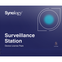 Synology Camera License, 8 devices